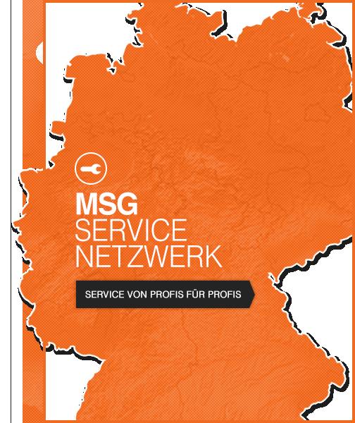 MSG Service Netzwerk