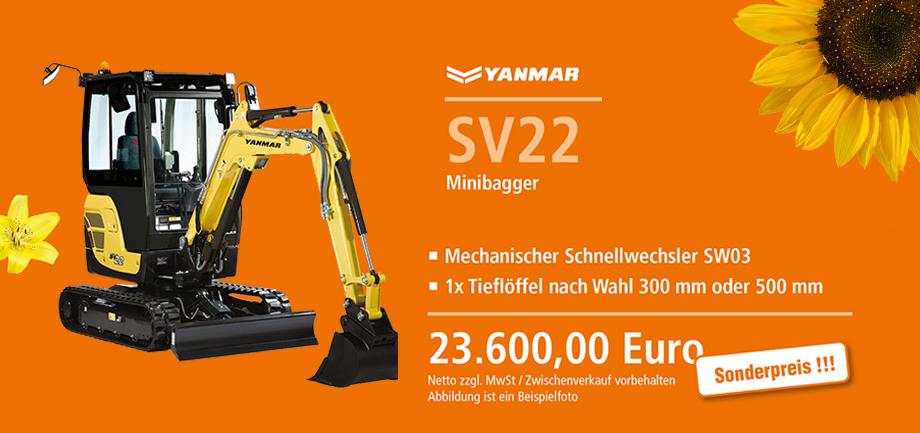 Yannar SV22 Angebote